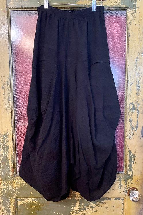 Dress To Kill Black Glamour Skirt