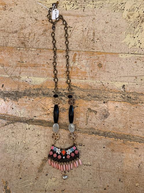 Elements Flower Garden Necklace