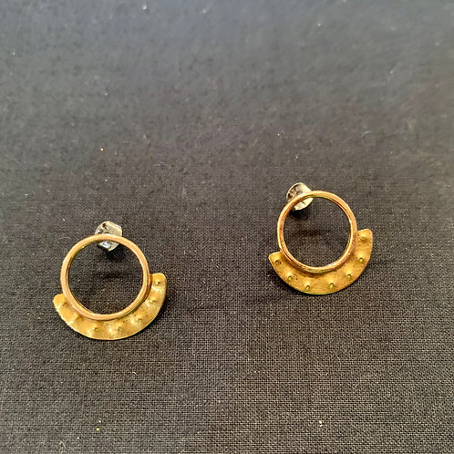 Claire Sommers Buck Chai Earring