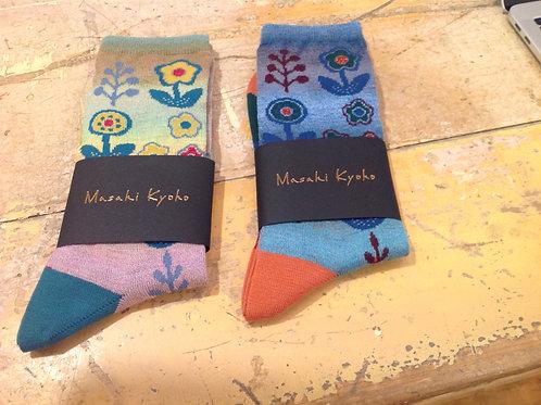 Masaki Kyoko Socks