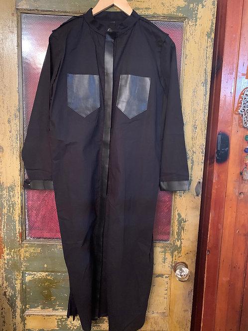 CABOCLO BAD Pilot Shirt Dress