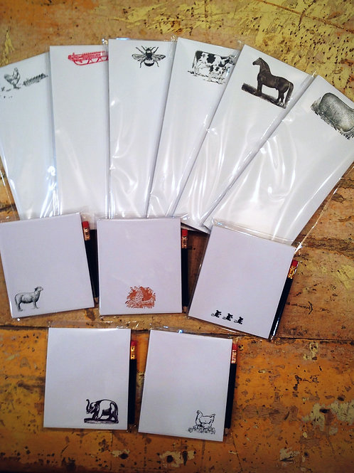 Grant House Press Notepads