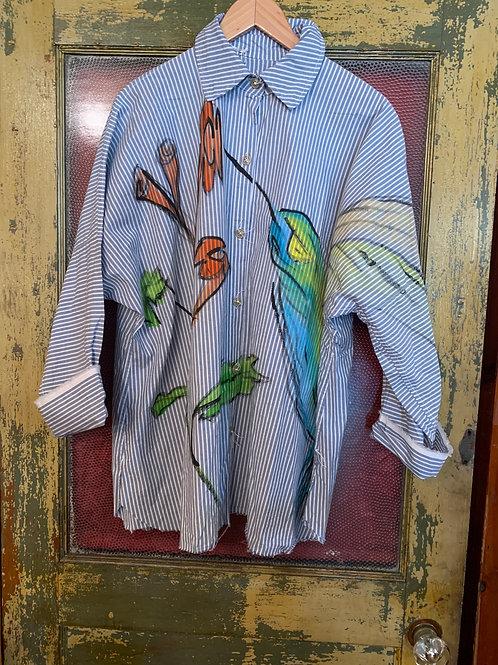 Skif Cut Hummingbird Shirt