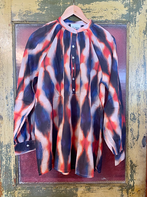 VDEVINSTER Ikat Blouse
