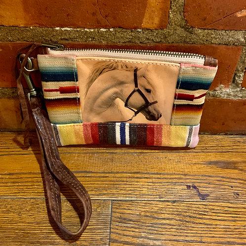 Totem Horse Wristlet