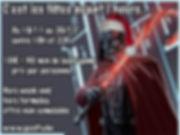 cadeau fête fin d'année laser game