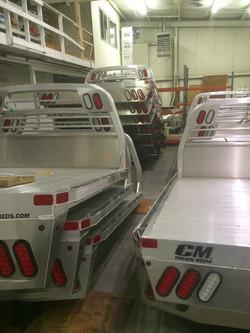 CM Trucks Flat Bed