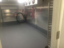 Restaurant Refrigerator Floor