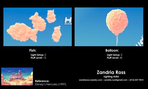 Cloud tests 03 by Zandria Ross
