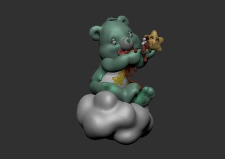 Ruff ZBrush Sculpts