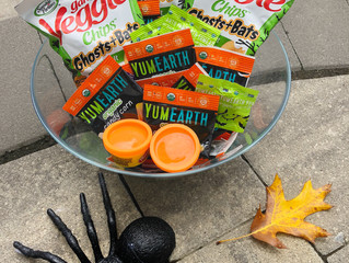 Trick or Treating the healthier way