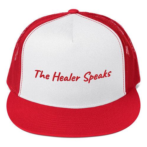 Cap: The Healer Speaks 2 RED