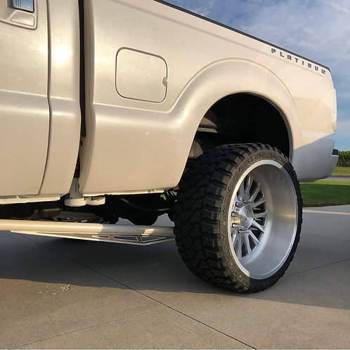 Ford F250/350 DOM traction bars (short box)