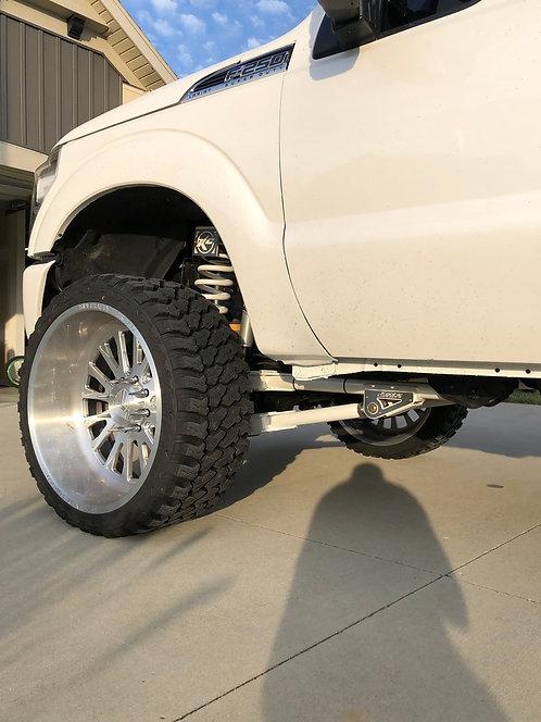 F250/350 adjustable link arms (3link)