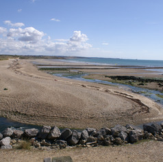 Delta der Slack, Ambleteuse, Pas-de-Calais FR