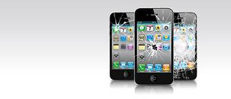 iPhone・iPad・iPodのガラス・液晶などの画面割れの即日修理@新潟市東区、激安で