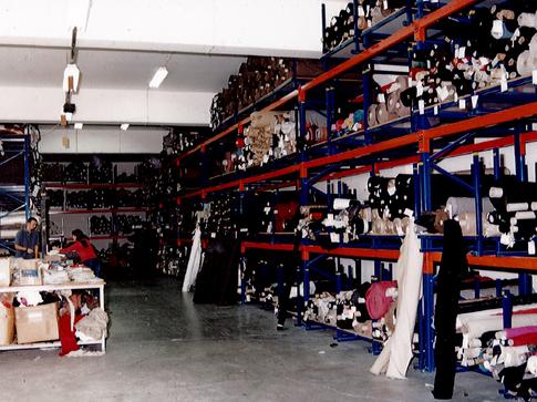 Raw Marterial Warehouse