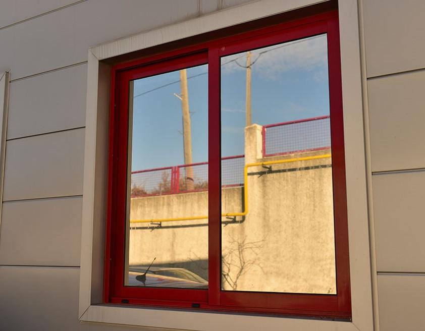 UV filters in all windows