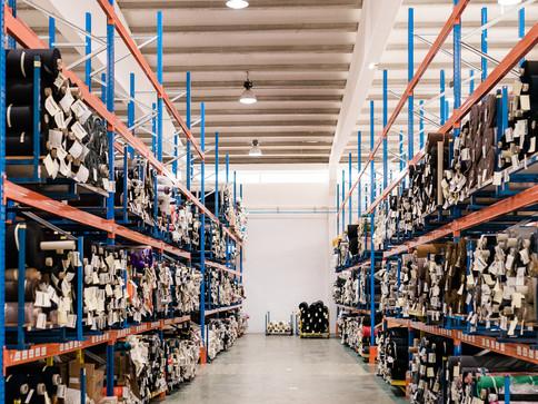 TLC Raw Material Warehouse