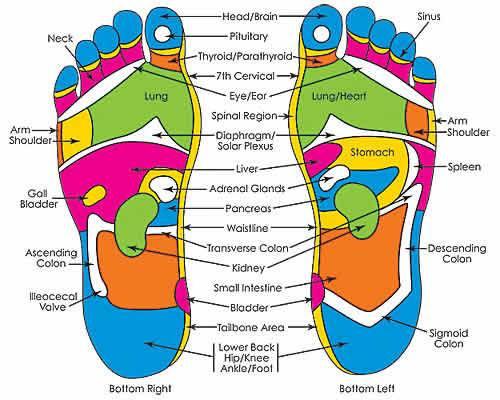 Reflexology (Foot Massage)