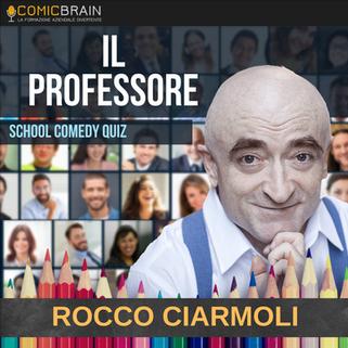 Intervento in streaming webinar - ROCCO CIARMOLI - IL PROFESSORE