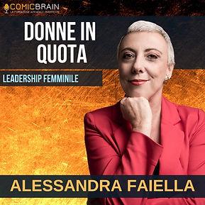 Alessandra Faiella Conferenza Leadership femminile Comicbrain.jpg