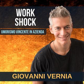 GIOVANNI VERNIA - WORKSHOCK