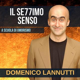 DOMENICO LANNUTTI - IL SETTIMO SENSO