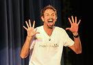 Leonardo Manera comico di Zelig
