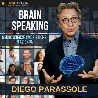 Intervento in streaming webinar - DIEGO PARASSOLE BRAIN SPEAKING