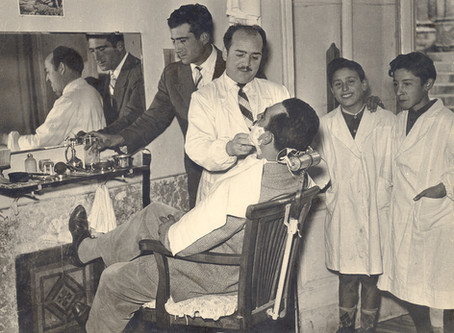 The Boom of Barber Shops
