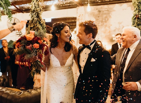 Dilhara & Zach's Wedding