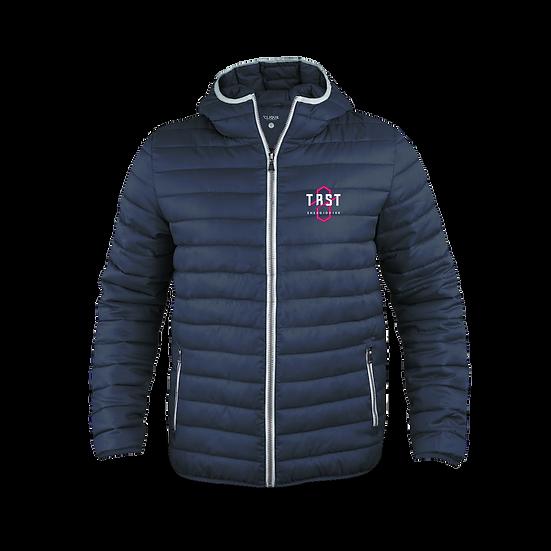 Mørk blå TØRST Jakke m/logo