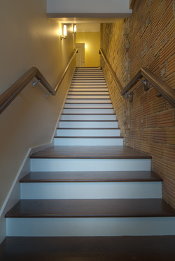 Stairs to Condo