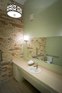 Brick Bath