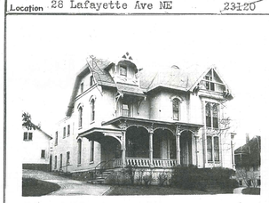 28 Lafayette: Historic Renovation