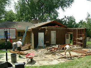 Under Construction: Baltimore House