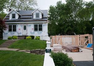 Under Construction: O'Brien House