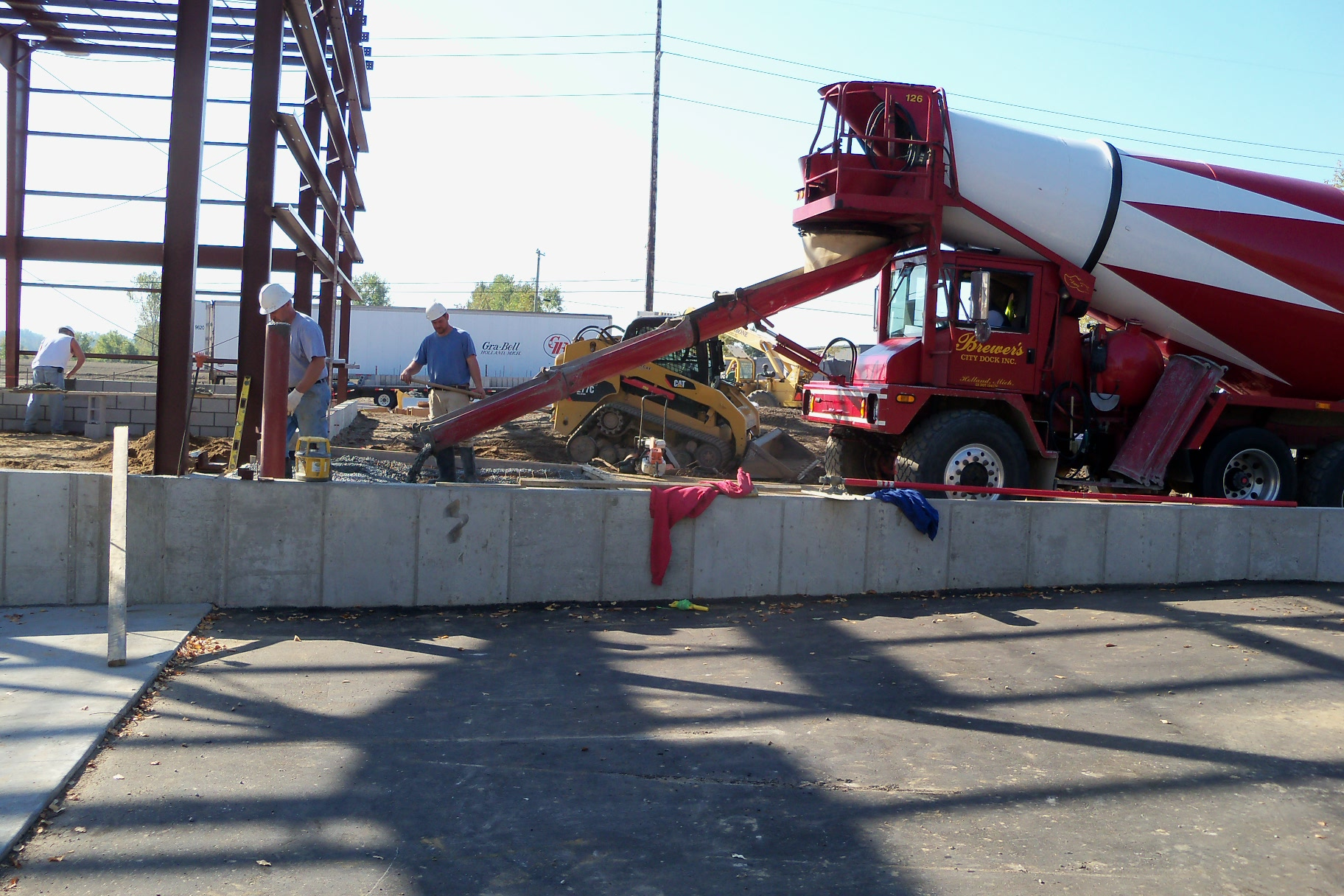 OMT ConcretePour