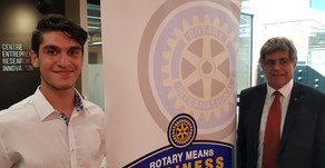 Rotary Means Business Patron's Entrepreneurial Scholarship
