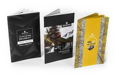Booklet Print Graphic Design