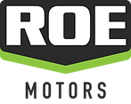 Classy Professional Auto Roe Motors Logo Design