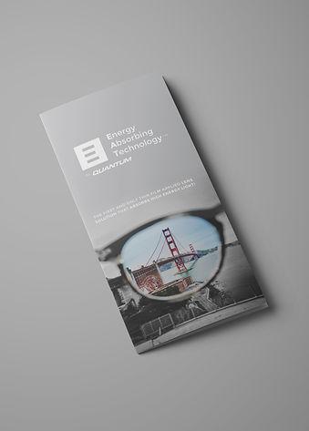 best grants pass graphic design brochure tri fold professional modern