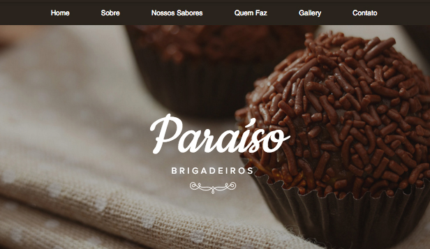 Ver todos os templates website templates – Brigaderia