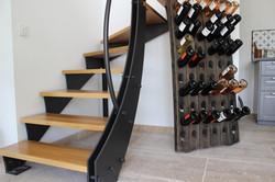 cuisine_et_accès_chambre_escalier