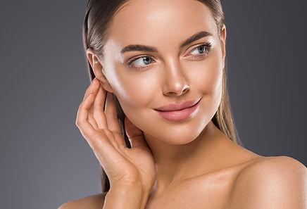 Wonab face close up beauty skin beautifu