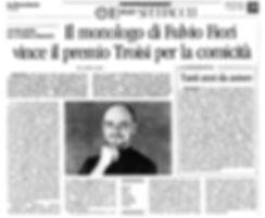 articolo de LA PROVINCIA PAVESE