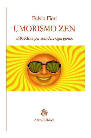 copertina di UMORISMO ZEN