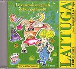 CD delle canzoni di Lattuga