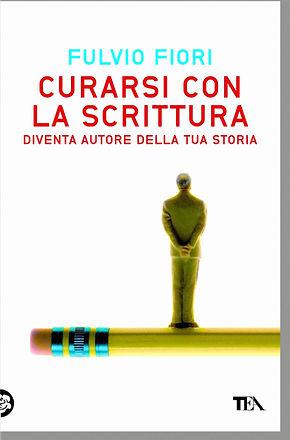 copertina di CURARSI CON LA SCRITTURA
